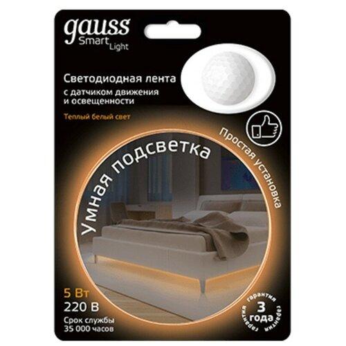 Светодиодная лента gauss 311011105, 1.2 м