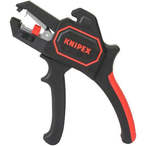 Стриппер Knipex 12 62 180 черный/красный
