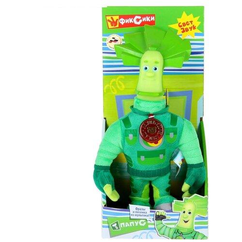 Мягкая игрушка Мульти-Пульти Фиксики Папус 29 см в коробке мягкая игрушка мульти пульти фиксики нолик 24 см в коробке