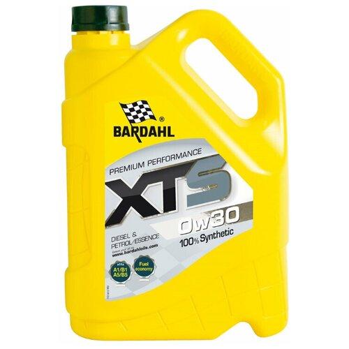Синтетическое моторное масло Bardahl XTS 0W-30, 5 л по цене 6 524