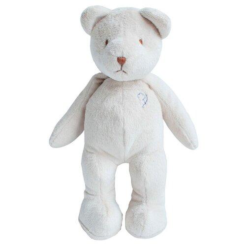 Фото - Мягкая игрушка Drёma BabyDou Мишка мини молочный 30 см комфортеры drema babydou медведь с белым и розовым шумом 20 см