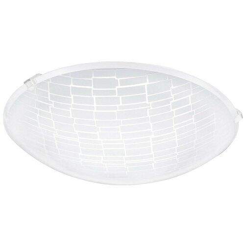 Светодиодный светильник Eglo Malva 1 96084, 25 х 25 см светодиодный светильник citilux cl917000 25 5 х 25 5 см