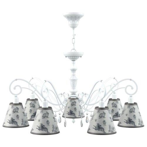 Подвесная люстра Lamp4you Classic E3-07-WM-LMP-O-8-CRL-E3-07-TR-DN подвесная люстра lamp4you e4 07 wm lmp o 8