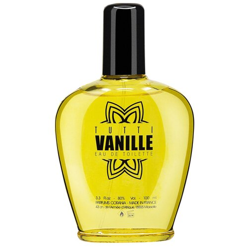 Туалетная вода Parfums Corania Tutti Vanille, 100 мл  - Купить
