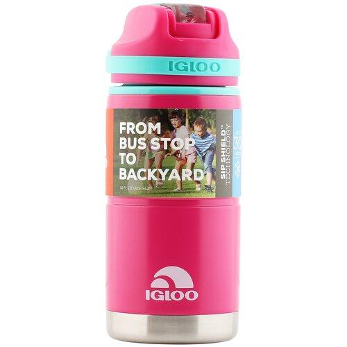 Термокружка Igloo Swift 14, 0.415 л pink