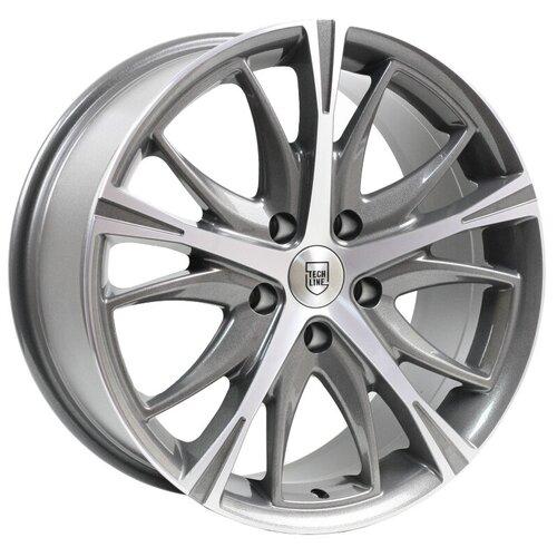 Фото - Колесный диск Neo Wheels 811 8х18/5х120 D72.6 ET25, GRD колесный диск race ready css9520 8х18 5х120 d74 1 et43
