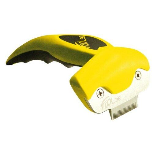 Щетка-триммер FoOlee One XS 3.1 см, желтый