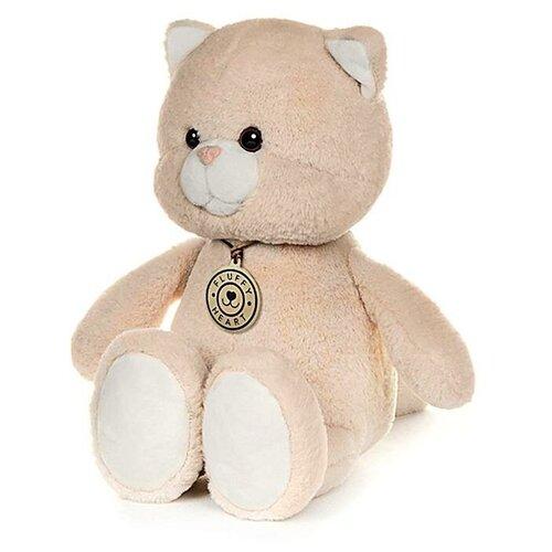 Купить Мягкая игрушка Fluffy Heart Котенок 25 см, Мягкие игрушки