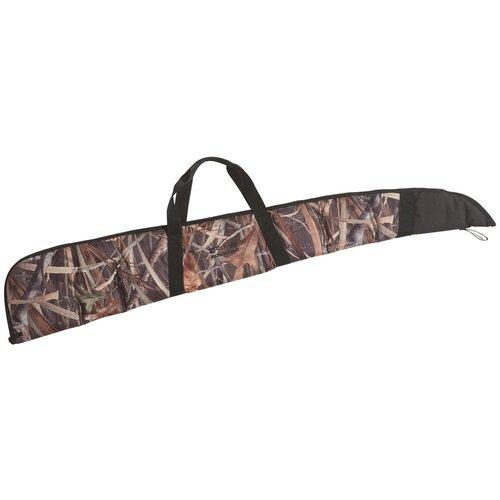 Чехол для охотничьего ружья камуфляжный 150 см SOLOGNAC X Декатлон