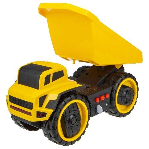 Купить Грузовик 1 TOY Горстрой (Т16942) 20 см желтый, Машинки и техника