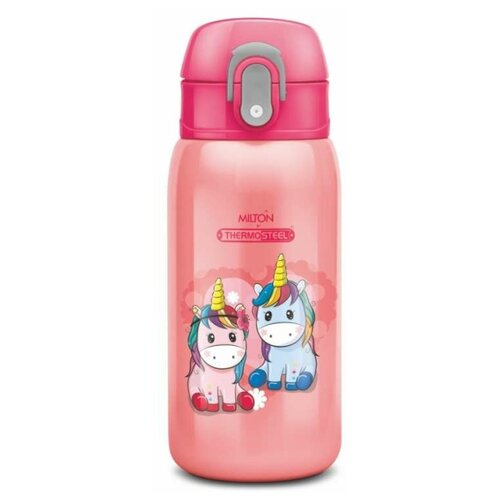 Термобутылка для воды, Milton, JOLLY 375, 0,3л, MB75103-PK