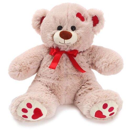 Купить Мягкая игрушка Любимая игрушка Медведь Кельвин латте, 50 см, ЛюбиМая игрушка, Мягкие игрушки