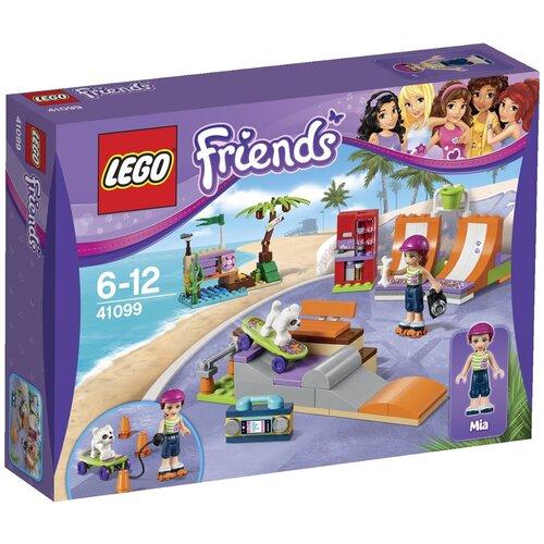 Купить Конструктор LEGO Friends 41099 Скейт-парк в Хартлейк Сити, Конструкторы