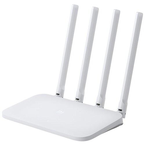 Фото - Wi-Fi роутер Xiaomi Mi Wi-Fi Router 4A Gigabit Edition, белый wi fi розетка xiaomi mi smart plug enhanced eu vde wi fi белый zncz03cm