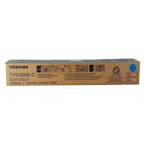 Фото - Картридж Toshiba T-FC505E-C (6AJ00000208) картридж toshiba t 2505e