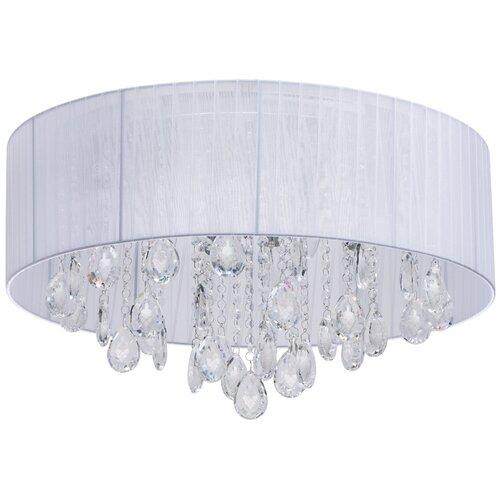 Люстра MW-Light Жаклин 465015709, E14, 540 Вт, кол-во ламп: 9 шт., цвет плафона: белый