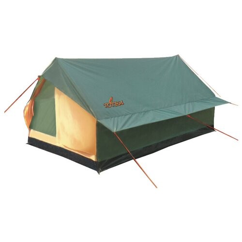 Палатка Totem Bluebird 2 V2 зеленый