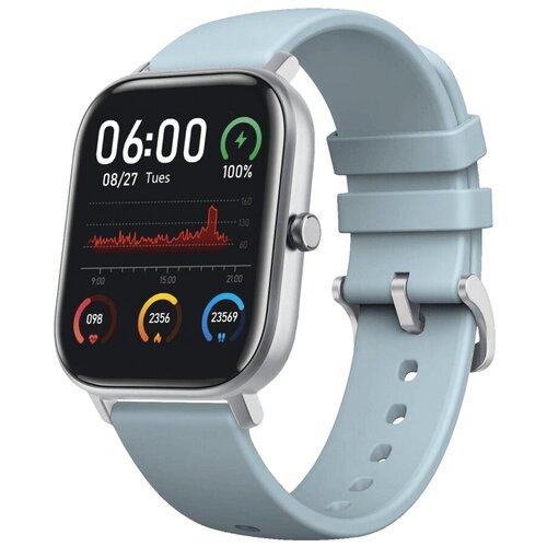 Умные часы Smarterra SmartLife ALCOR, светло-голубой