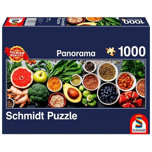 Пазл Schmidt На кухонном столе (58361), 1000 дет. разноцветный пазл schmidt все для кухни 58141 1000 дет