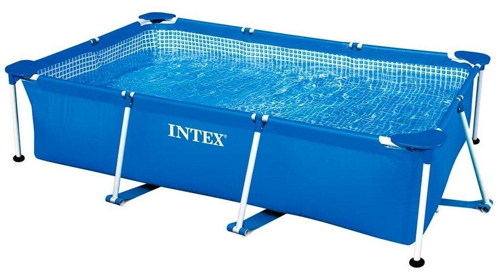 Бассейн Intex Rectangular Frame 28270/58983