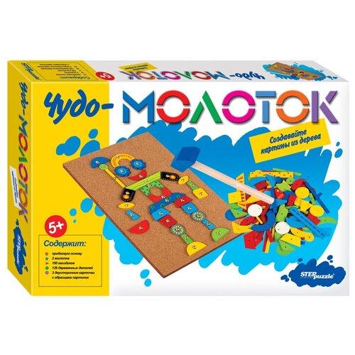 Step puzzle Мозаика Чудо-молоток (76131)