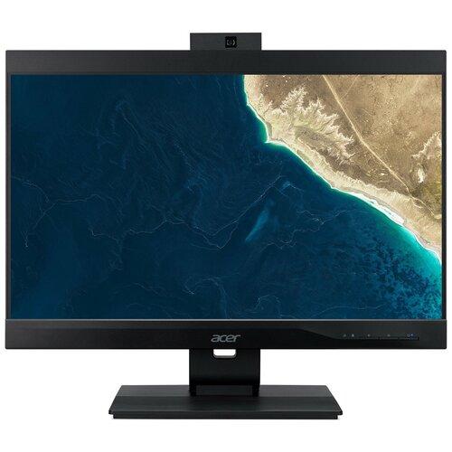 "Моноблок Acer Veriton Z4870G DQ.VTQER.020 Intel Core i5-10500/8 ГБ/SSD/1000 ГБ/Intel UHD Graphics 630/23.8""/1920x1080/DVD-RW/Windows 10 Professional 64"