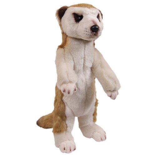Мягкая игрушка ABtoys В дикой природе Сурикат 30 см