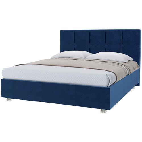 Двуспальная кровать CityFlex Follan с П/М velutto 26 180х200
