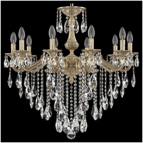 Фото - Люстра Bohemia Ivele Crystal 72102/10/250 B FP, E14, 400 Вт люстра bohemia ivele crystal 72402 10 250 a fp fh1m e14 400 вт
