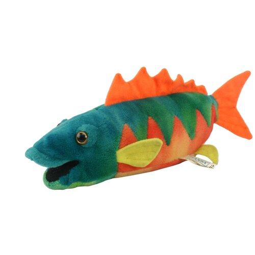 Мягкая игрушка Hansa Рыба 12 см hansa мягкая игрушка hansa экзотические животные коала с детенышем 28 см