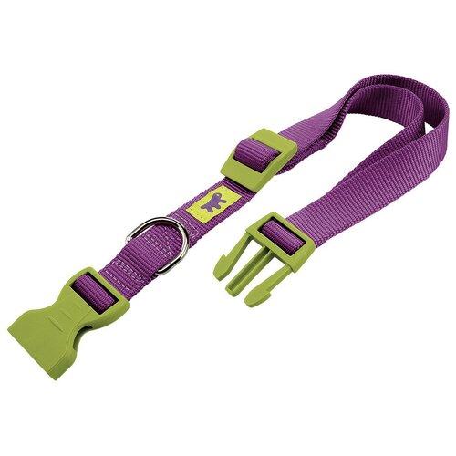 Ошейник Ferplast Club Colours (C15/44) 30-44 см фиолетовый