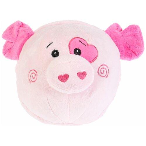 Мягкая игрушка Играем вместе Вывернушка Свинка-Мышка 16 см