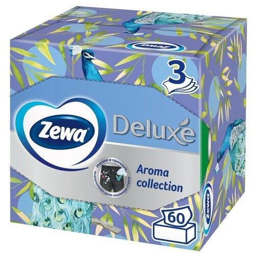 Салфетки Zewa Deluxe Aroma Collection