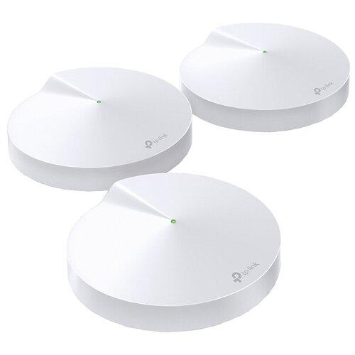 Фото - Wi-Fi Mesh система TP-LINK Deco M5 (3-pack), белый mesh wi fi система tp link deco m5 2 pack