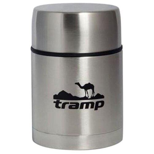 Термос для еды Tramp TRC-078, 0.7 л серый