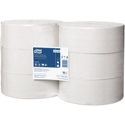 туалетная бумага tork advanced 120231 12 рул Туалетная бумага TORK Universal 120195 6 рул.