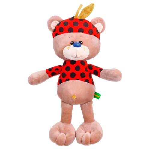 Мягкая игрушка Левеня Мишка Фрутти 48 см