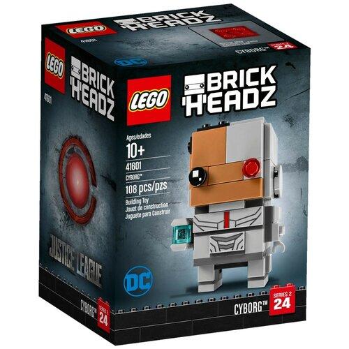 Конструктор LEGO BrickHeadz 41601 Киборг
