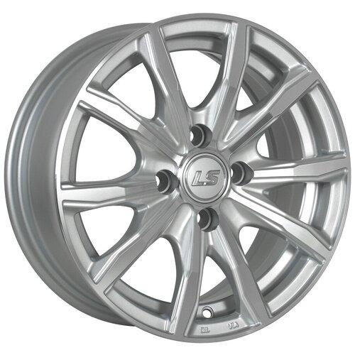 Фото - Колесный диск LS Wheels LS786 6.5х15/4х100 D73.1 ET40, SF колесный диск ls wheels ls570 7x16 5x114 3 d73 1 et40 hp