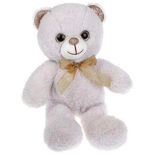 Фото - Мягкая игрушка Fluffy Family Мишка Красавчик белый 22 см мягкая игрушка fluffy family мишка зефирка голубая 19 см 681866