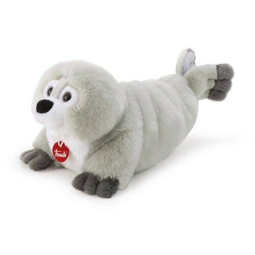 Мягкая игрушка Trudi Тюлень Рензо 19 см мягкая игрушка trudi хомяк сквит 19 см
