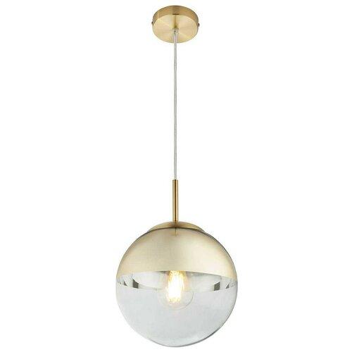 Фото - Потолочный светильник Toplight Glass TL1203H-31GD, 40 Вт светильник toplight glass tl1203h 11ch e27 40 вт