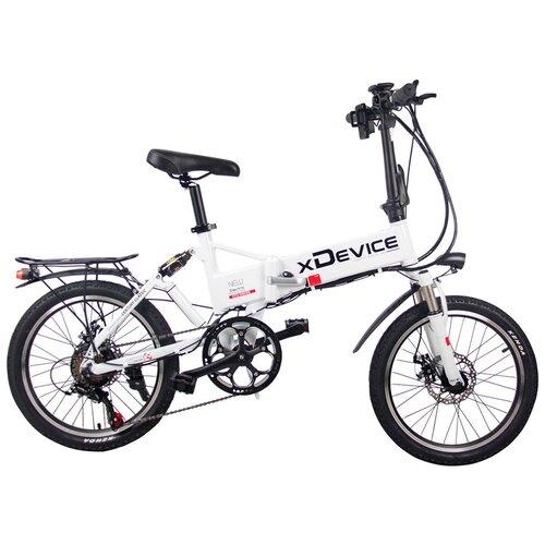 Электровелосипед xDevice xBicycle 20 (2020) белый (требует финальной сборки)