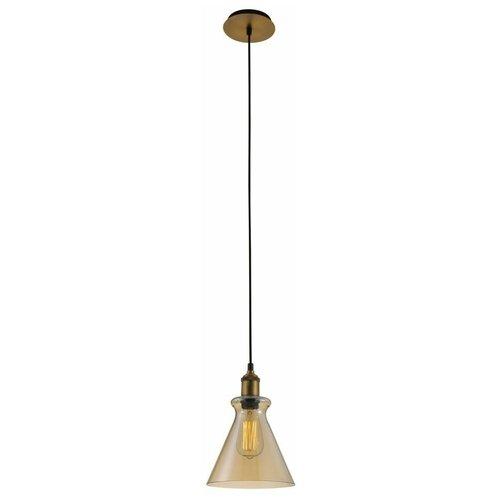 Светильник Crystal Lux Campanella SP1 Amber, E27, 60 Вт недорого