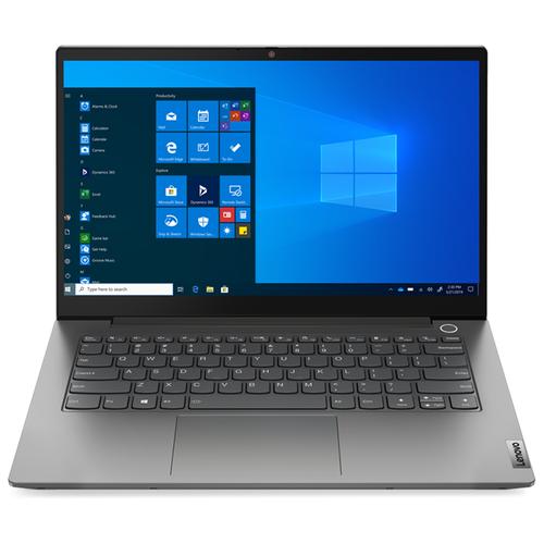 "Ноутбук Lenovo ThinkBook 14 G2-ITL (Intel Core i5 1135G7 2400MHz/14""/1920x1080/8GB/512GB SSD/Intel Iris Xe Graphics/Windows 10 Pro) 20VD000BRU mineral grey"