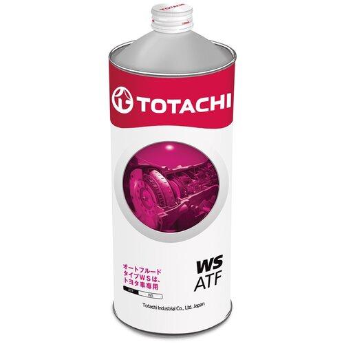 Масло трансмиссионное TOTACHI ATF WS, 1 л