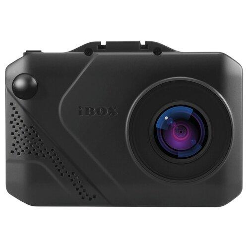 Видеорегистратор с радар-детектором iBOX Nova WiFi Signature, GPS, ГЛОНАСС, черный