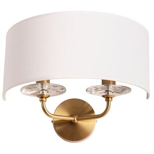 Настенный светильник Arte Lamp Jennifer A8555AP-2AB, 120 Вт