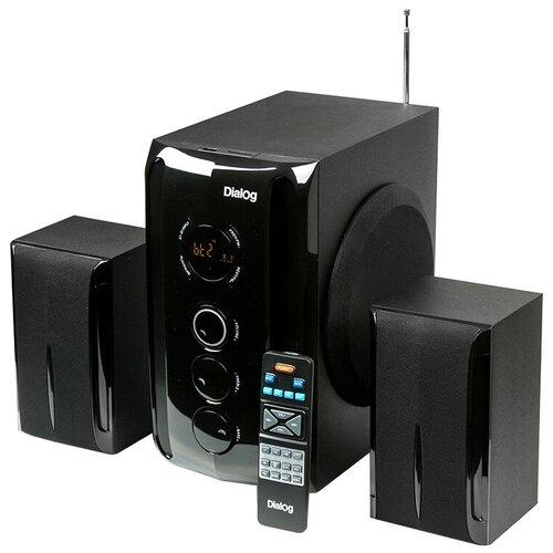 Компьютерная акустика Dialog AP-209 black