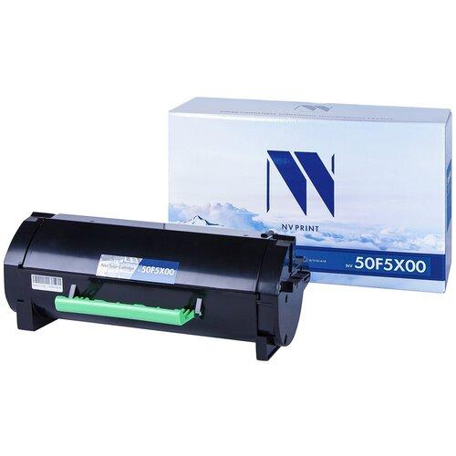 Фото - Картридж NV Print 50F5X00 для Lexmark, совместимый картридж nv print c950x2kg для lexmark совместимый